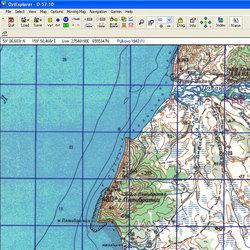 Корякский АО. Карта для Oziexplorer.