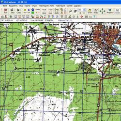 Республика Марий-Эл. Карта для Oziexplorer.