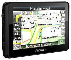 Автомобильный GPS навигатор Prology iMap-554AG