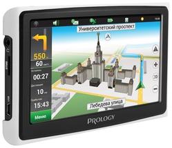 Автомобильный GPS навигатор Prology iMap-4300 Black/White