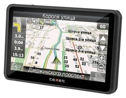 Автомобильный GPS навигатор Texet TN-560A Navitel
