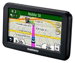 Автомобильный GPS навигатор Garmin Nuvi 154LMT