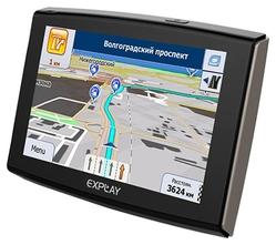 Автомобильный GPS навигатор Explay ID-52B