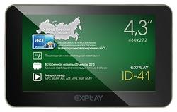 Автомобильный GPS навигатор Explay ID-41
