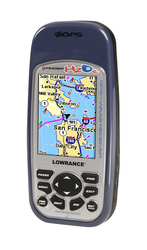 Lowrance iFINDER H2O C