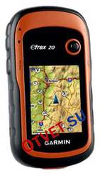 GPS навигаторы,портативные GARMIN ETREX 20