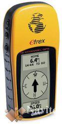 GPS навигатор Garmin eTrex
