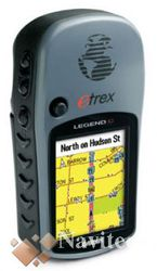 GPS приемник Garmin eTrex Legend C