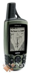 GPS навигатор Garmin GPSmap 60