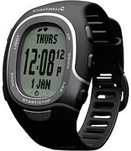 Компактные спортивные часы Garmin Forerunner 60 Men Black HR+Foot Pod (пульсометр, шагомер), водонепроницаемость.