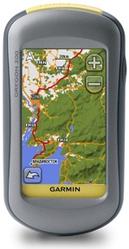 Портативный GPS навигатор Oregon 200 + карта России Топо 6.04