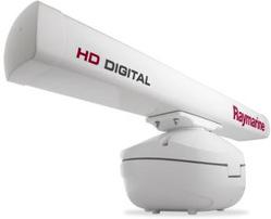 Открытая радарная антенна Raymarine Типа HD RA1072D