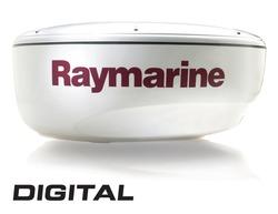 Закрытая цифровая радарная антенна Raymarine RD418D без кабеля