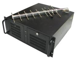 8 канальный GSM-шлюз ELGATO K32