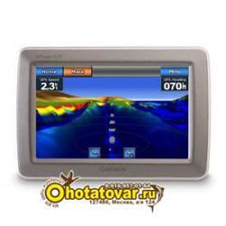 Рации, навигаторы, эхолоты:Картплоттеры для лодок и яхт:Картплоттеры Garmin:Картплоттер Garmin GPSMAP 620