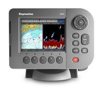 Картплоттер Raymarine A50D с цифровым эхолотом