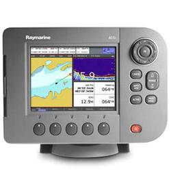 Эхолот-картплоттер Raymarine  A57D - 5.7 + карта XG36