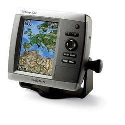 Стационарный GPS навигатор  Garmin GPSMAP 520