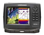 Эхолот-картплоттер Lowrance HDS-7 GEN2