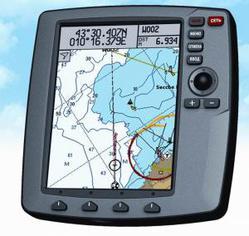 Картплоттер SEIWA MURENA (5,6 ЖК Цветной)+GPS