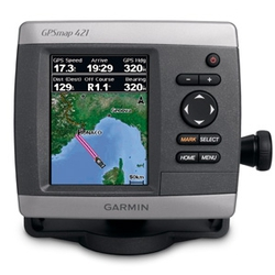 Картплоттер Garmin GPSMAP 421