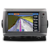 Картплоттер Garmin GPSmap 720 + GMR18