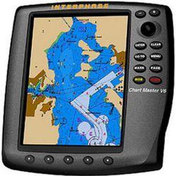 Картплоттер Interphase ChartMaster V6 (с внешней GPS-антенной)