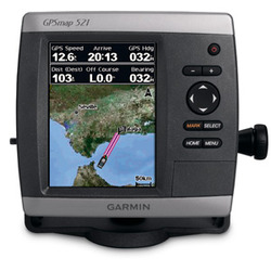 Картплоттер Garmin GPSMAP 521S DF