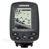 Эхолот Lowrance X4Pro