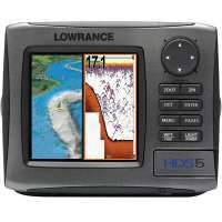 Эхолот Lowrance HDS-5 50-200 kH