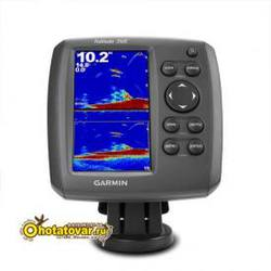 Рации, навигаторы, эхолоты:Эхолоты для рыбалки:Эхолоты для рыбалки Garmin:Эхолот Garmin Fishfinder 350C
