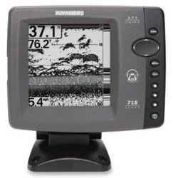 Рации, навигаторы, эхолоты:Эхолоты для рыбалки:Эхолоты для рыбалки Humminbird:Эхолот Humminbird Matrix 718